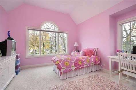 Girls Room Paint Ideas modern interior decorating with pink color combinations