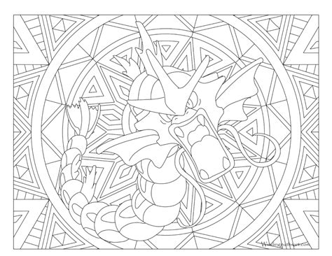 mandala coloring pages pokemon images pokemon images