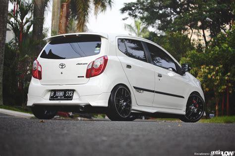 Modifikasi Mobil Agya by Gettinlow Anugraha S 2014 Toyota Agya Trd