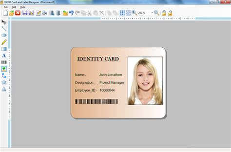 make an id card free create labels product sticker asset tags flyers leaflets