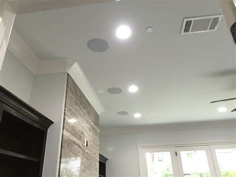 in ceiling speakers installation roof speakers in wall u0026 in ceiling speaker