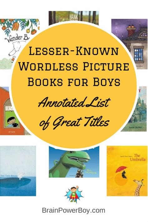 popular wordless picture books discover lesser known wordless picture books