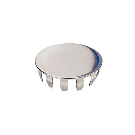 kitchen sink tap cover elkay kitchen sink faucet cover in chrome lk125r