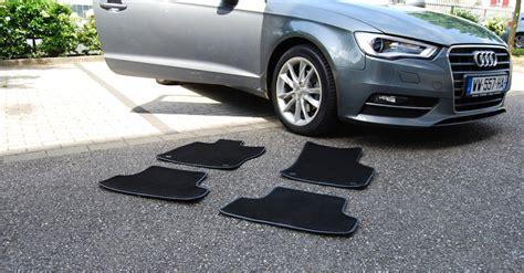 test de tapis auto de luxe aux dimensions d origine news auto