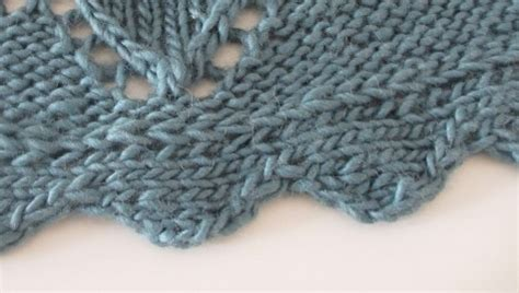 knitting edge stitch knitting edge stitch ridge furrow images frompo