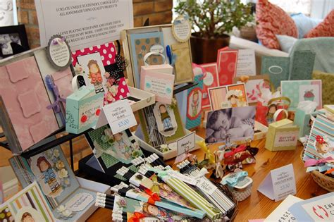 paper craft ideas for craft fair paper is bliss craft fair practice layout