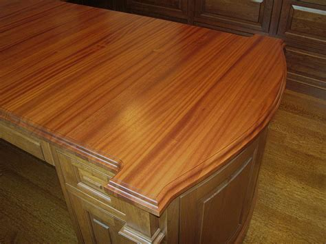best woodworking mahogany wood countertops for a desk top in philadelphia pa