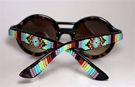 beaded sunglasses beaded sunglasses dyi