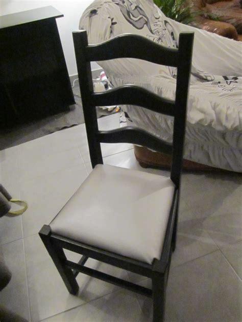 le de line relooker des chaises 224 vos pinceaux