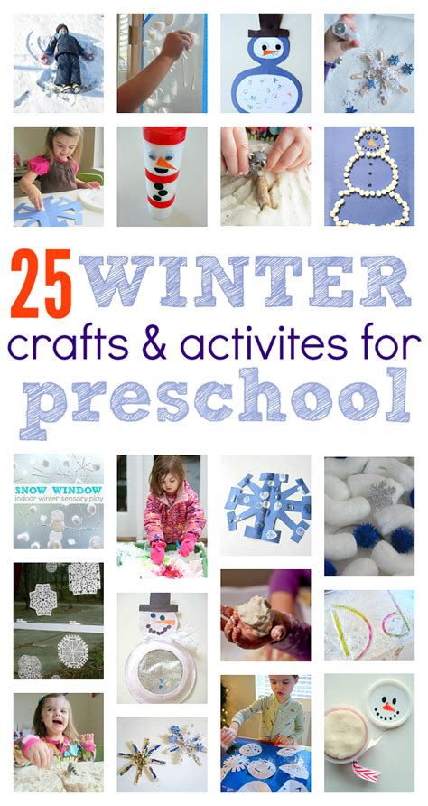 winter craft projects for preschoolers library crafts by dana tucker on crafts