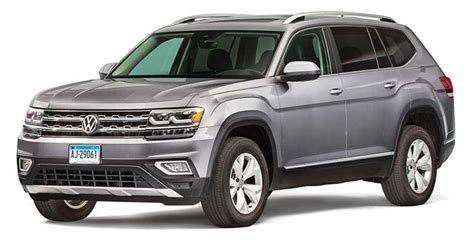 Vw Atlas Review by 2018 Volkswagen Atlas Review Consumer Reports