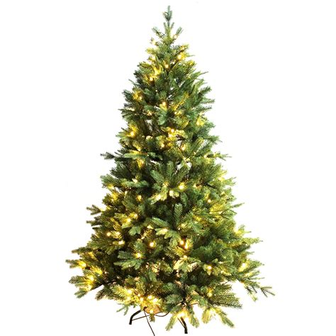 weihnachtsbaum led beleuchtung k 252 nstlicher weihnachtsbaum mit led beleuchtung 180 cm hoch