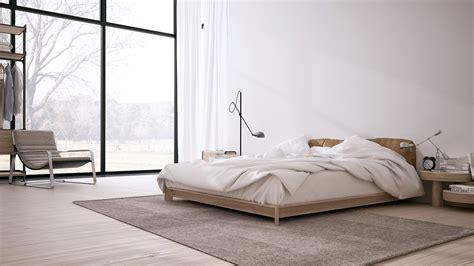 minimalist bedroom designs inspiring minimalist interiors with low profile furniture