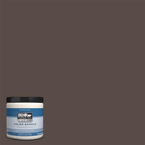 behr ultra paint colors interior behr premium plus ultra 8 oz ppu5 19 truffle