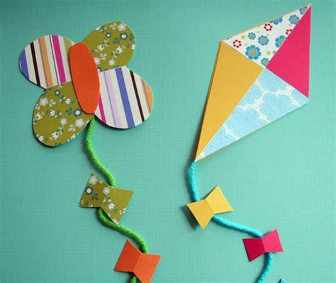 kite paper craft 59 best paper crafts images on