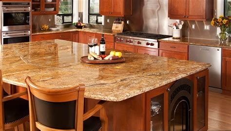 kitchen island granite granite kitchen island solid rock creationssolid rock