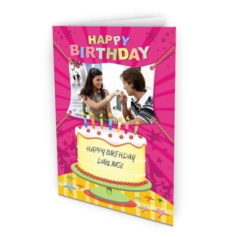 make a personalised card personalised cards