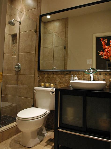 showers for small bathroom ideas 5 must see bathroom transformations bathroom ideas designs hgtv