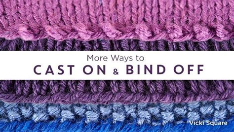 stretchy bind loom knitting learn the i cord bind creative cast ons craftsy