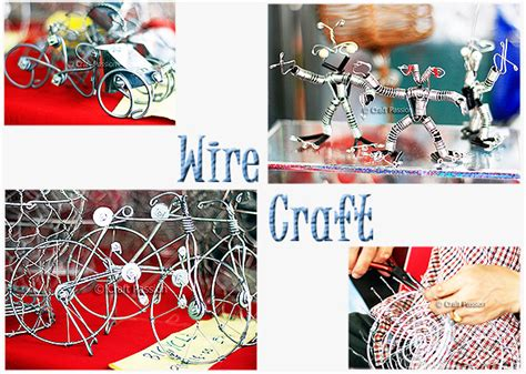 craft wire projects penang market part 2 craft