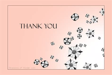 thank you card free printable thank you cards n 186 2