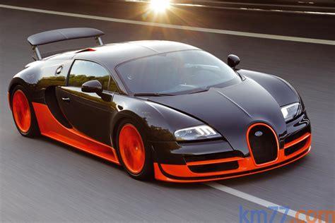 Bugati Veyron Sport by Bugatti Veyron 16 4 Sport Sets Land Speed Record At