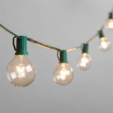 light bulb strings clear bulb string lights world market