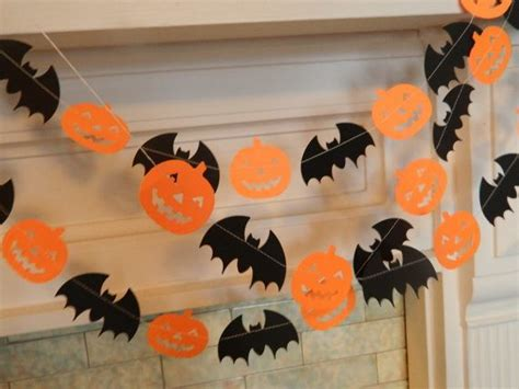 decoracion de hallowen decoracion halloween guirnaldas