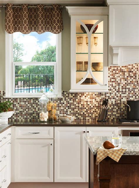 neutral kitchen backsplash ideas 18 gleaming mosaic kitchen backsplash designs