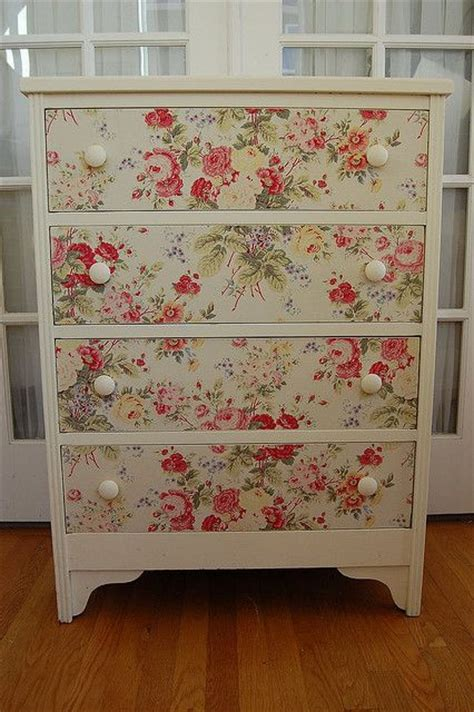 how to do decoupage on furniture 17 best ideas about decoupage dresser on chest