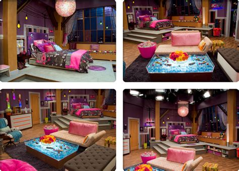 wishing a bedroom on television were yours