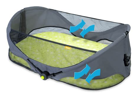 travel cribs for babies best portable baby beds and toddler travel beds