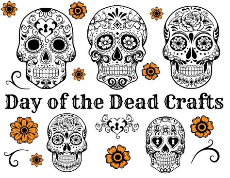 day of the dead crafts for day of the dead crafts