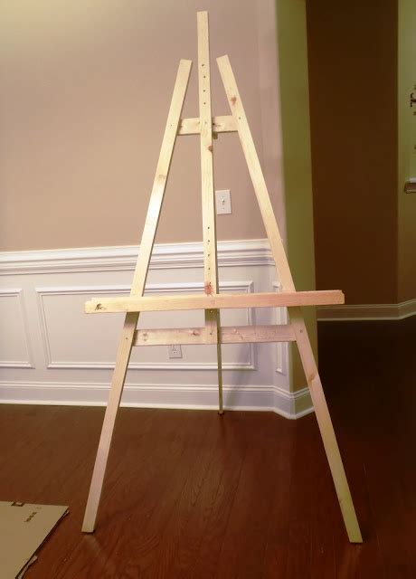 artist easel woodworking plans 25 best ideas about easels on table easel