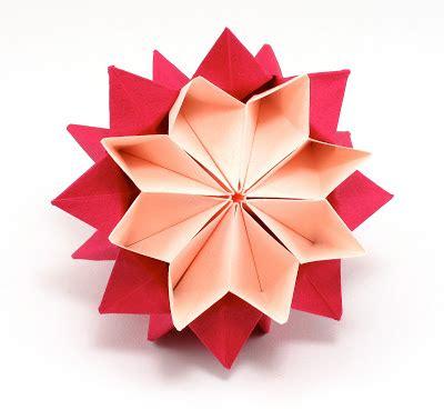 different origami designs bead origami origami interlude kusudama