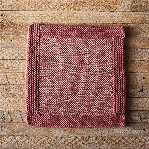 log cabin knitting technique 12 dishcloth knitting patterns gifts for you and friends