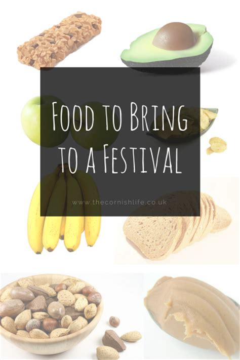 food to bring to a festival the cornish