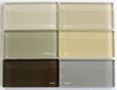 subway tile colors kitchen taupe tile modwalls colorful modern tile