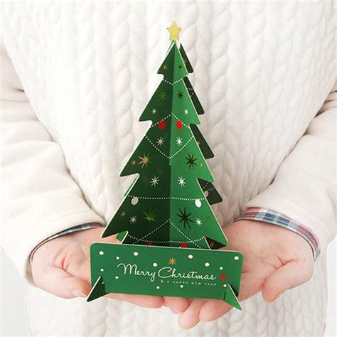 how to make a 3d tree card aliexpress buy diy 3d cards handmade