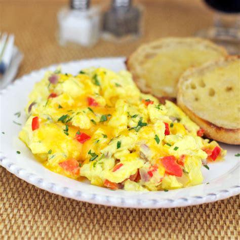 scrabbled eggs recipe eggy scrambled eggs recipe dishmaps