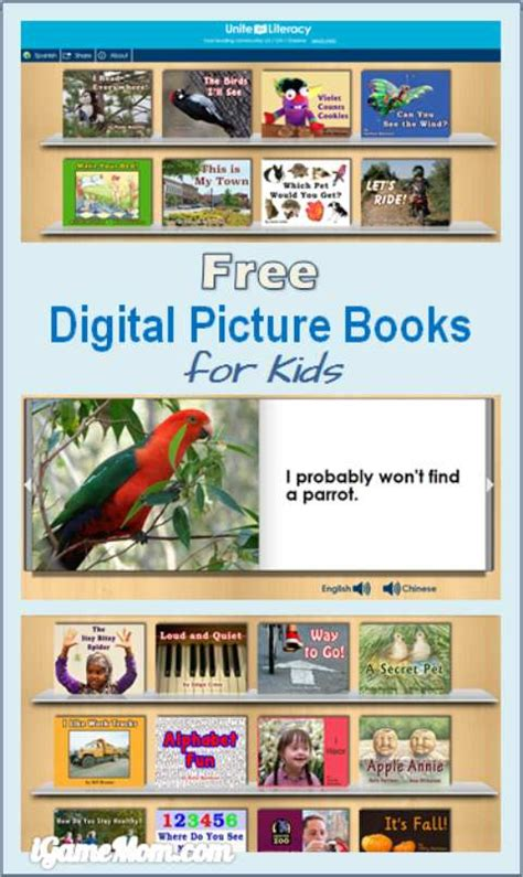 digital picture book free digital picture books for from unite for literacy