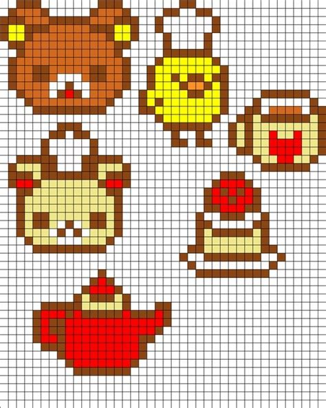 small perler small perler bead ideas pictures to pin on