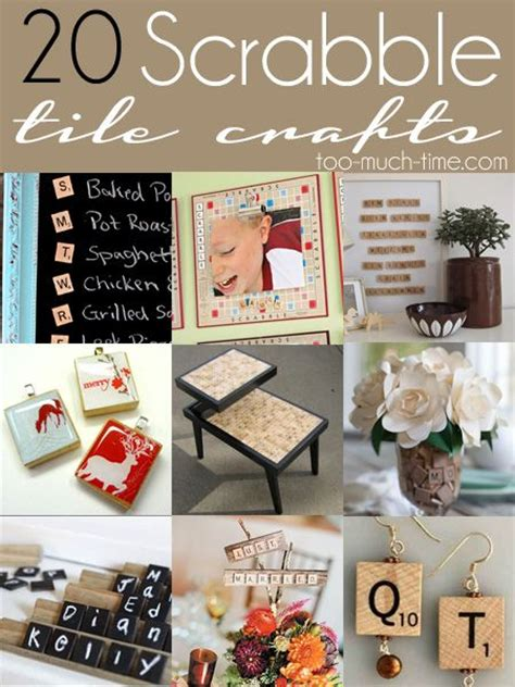 crafts using scrabble letters 25 best ideas about scrabble tile crafts on