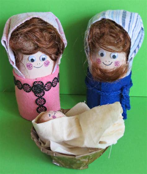 nativity paper craft nativity toilet paper roll craft favecrafts
