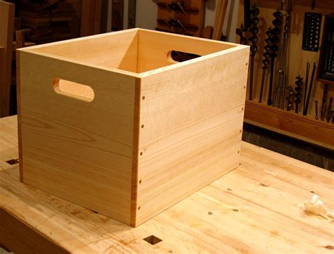 box plans woodworking how to build a large wooden box images