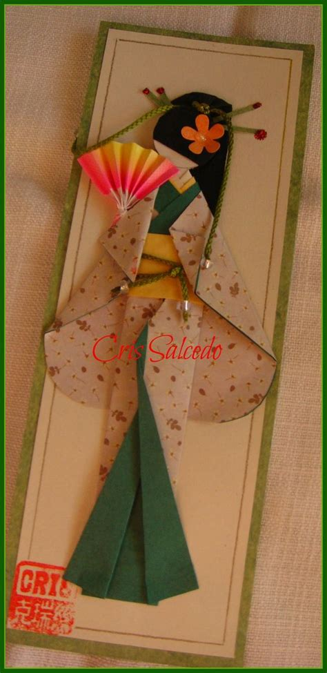 origami geisha geisha bosque paper dolls geishas and