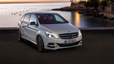 Mercedes B Class Electric by News Mercedes Kills B Class Electric Drive