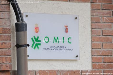 oficina del consumidor comunidad de madrid foto oficina municipal de informaci 243 n al consumidor omic
