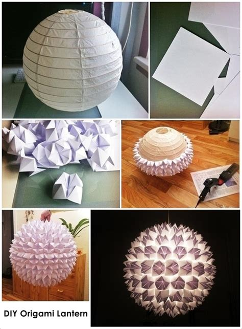 how to make a origami lantern this origami lantern is so wonderful and easy to craft