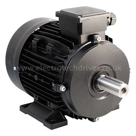Motor 4kw 220v by Teco Westinghouse Three 3 Phase Electric Motor 2800 Rpm